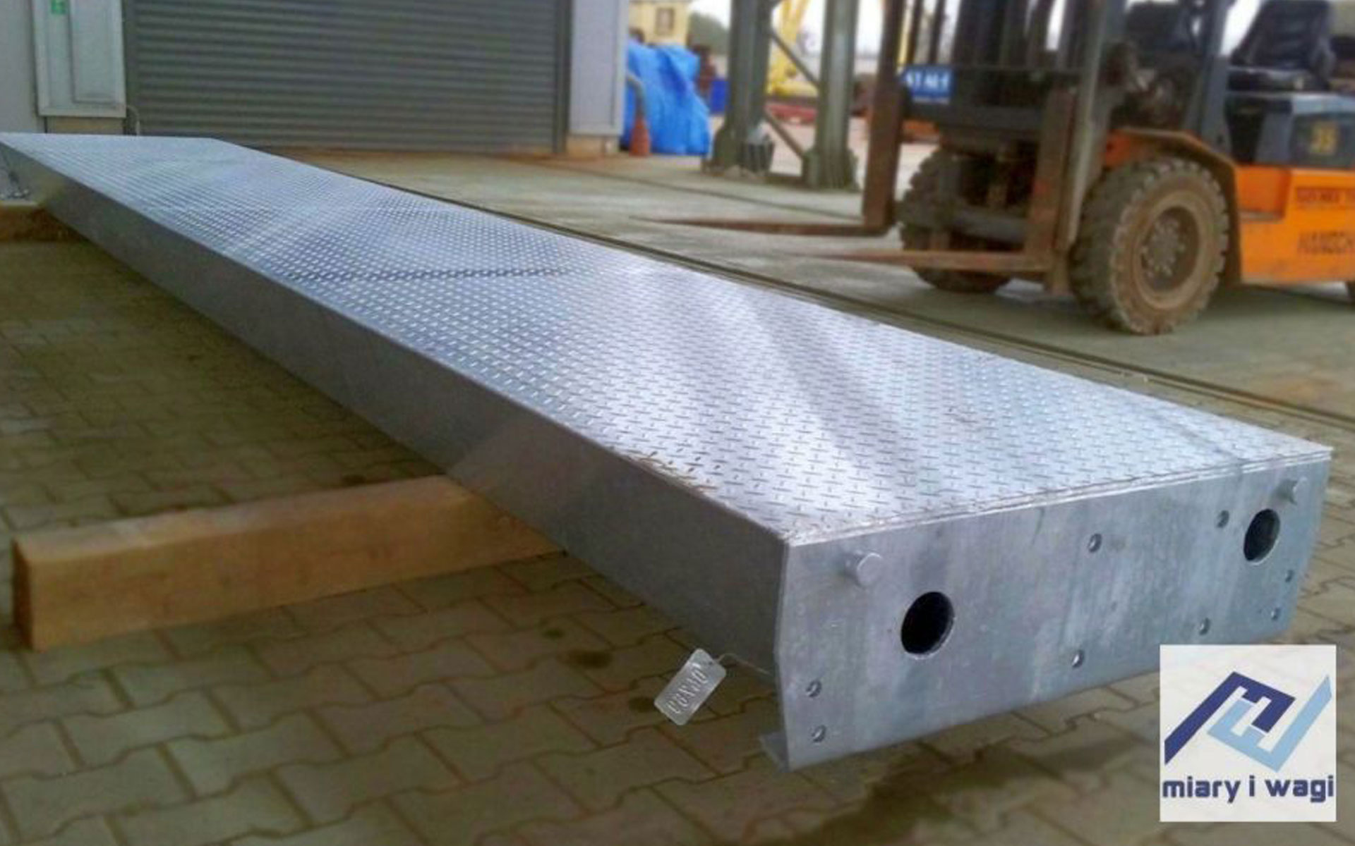 galvanized truck scales
